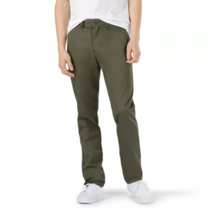 MN AUTHENTIC CHINO STRETCH GRAPE LEAF