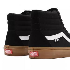 MN Skate SK8-Hi Black/Gum