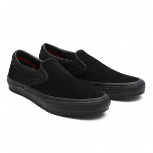 MN Skate Slip-On Black/Black