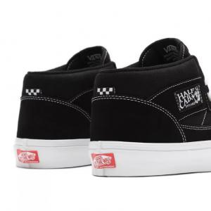 MN Skate Half Cab Black/White
