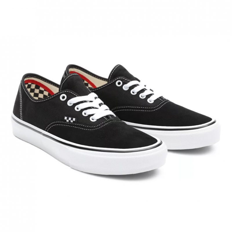 MN Skate Authentic Black/White