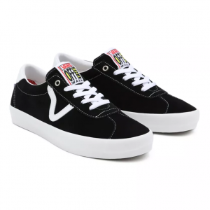 MN Skate Sport Black/White