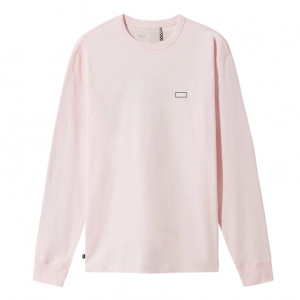 OFF THE WALL CLASSIC GRAPHIC LS, vans cool pink