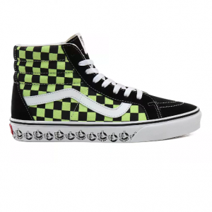 Ua Sk8-Hi Reissue (Vans Bmx)Blk/Sharp Green