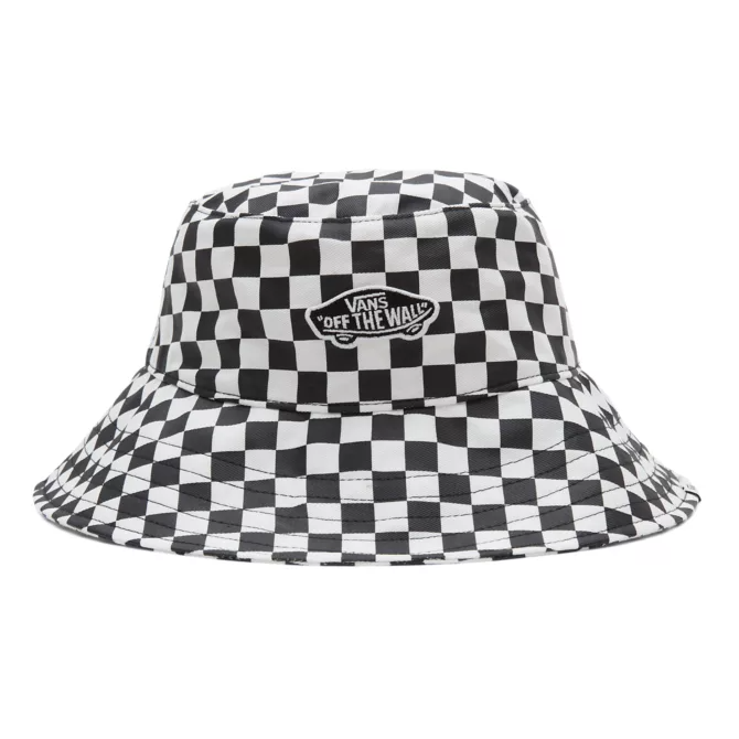 WM LEVEL UP BUCKET HAT CHECKERBOARD