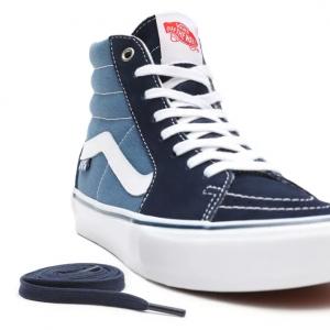 MN Skate SK8-Hi Navy/White