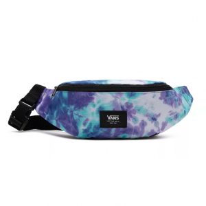 MN MINI WARD CROSS BODY ENGLISH LAVENDER TIE DYE