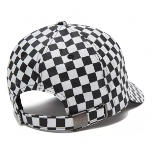 WM HIGH STANDARD HAT Black/White Checkerboard