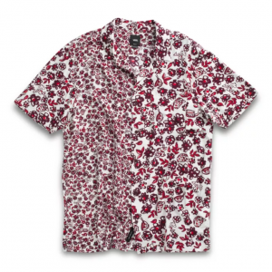 MN MICRO DAZED WOVEN SS MICRO DAZED FLORAL