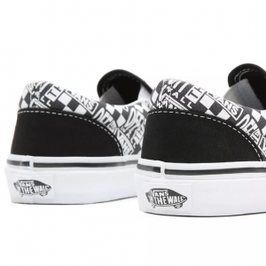UY Classic Slip-On (OFF THE WALL)BLK/ASPHALT