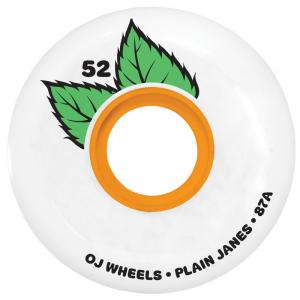 Oj Wheels Plain Jane 87a 52mm