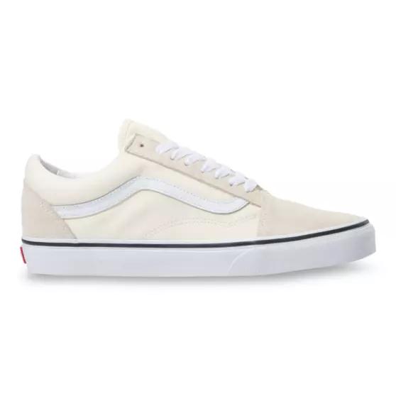 UA Old Skool classic white/true white