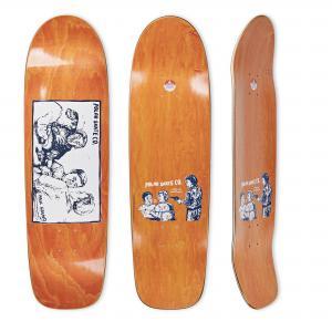 Polar PAUL GRUND - Cold Streak Orange Surf SR