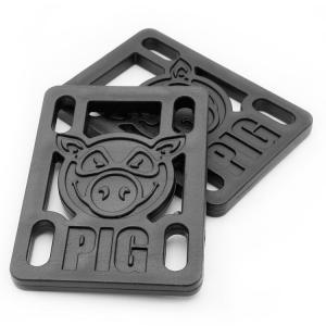 Pig Risers 1/4