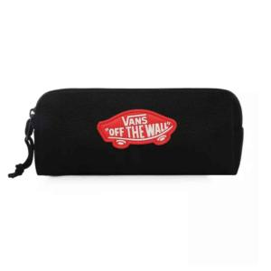 OTW PENCIL POUCH BOYS, black-chili pepper