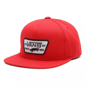 BY FULL PATCH SNAPBACK BOYS High Risk Red