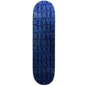 "Baker Rowan ""Piled"" blue B2  8,25"""