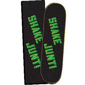 Grip ShakeJunt Spayed Logo green/yellow