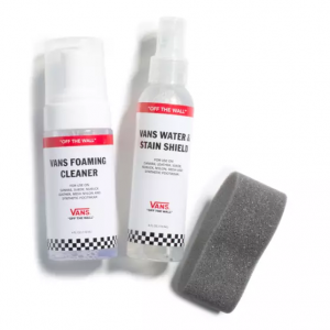 Mn Vans Shoe Care Canvas Kit - Global White