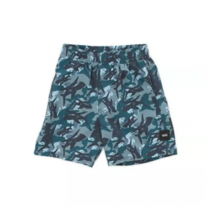 BY MIXED VOLLEY KIDS SHARK CAMO
