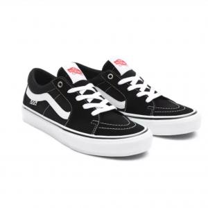 MN Skate SK8-Low Black/White