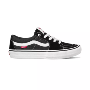 MN Sk8-Low Pro, black/white