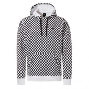 Mn Skate Pullover Hood Checkerboard