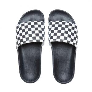 MN Slide-On (Checkerboard) white