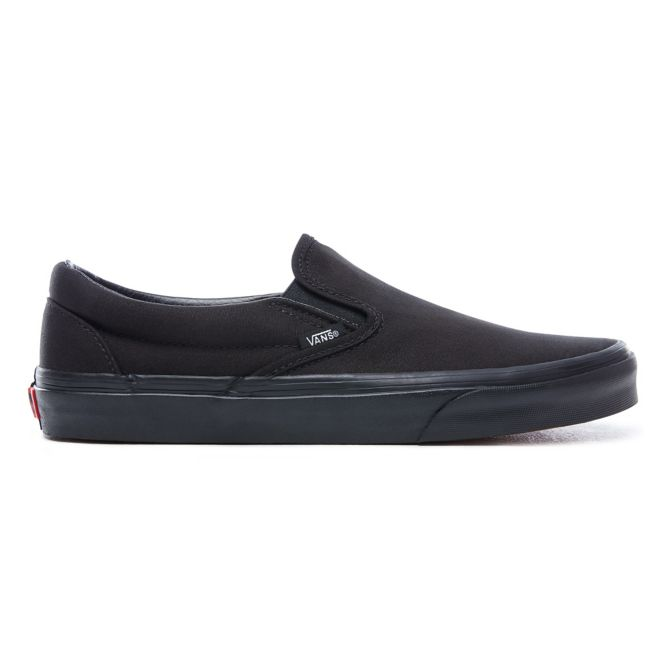 UA Classic Slip-On Black/Black