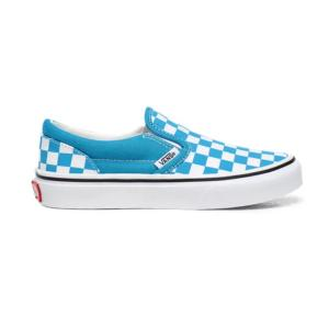 UY Classic Slip-On (CHECKERBOARD)CRBNSEATRWT