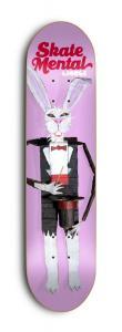Skate Mental Giorgo Armani Rabbit Doll Grey 8,25