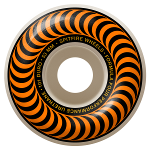 Spitfire F4 Classic 101 53mm Orange