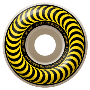 Spitfire F4 Classic 101 55mm Yellow