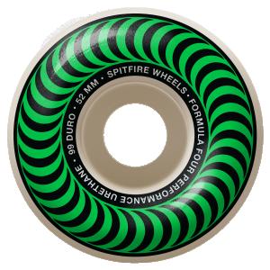 Spitfire F4 Classic 99 52mm Green