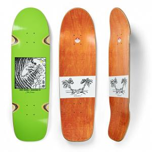 Polar Shin Sanbongi Freedom Wheel Lime Surf
