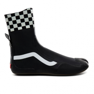 UA Surf Boot Hi (Checkerboard) black