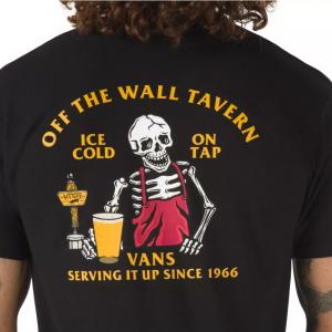 MN OFF THE WALL TAVERN SS Black