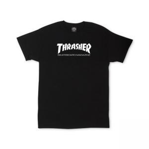 Thrasher Youth Skate mag Black