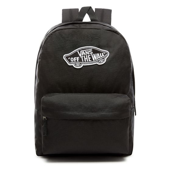 Wm Realm Backpack Black