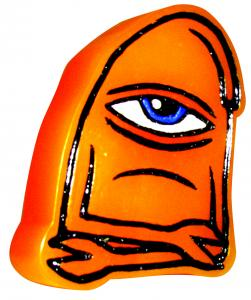Toy Machine Wax Sect Orange