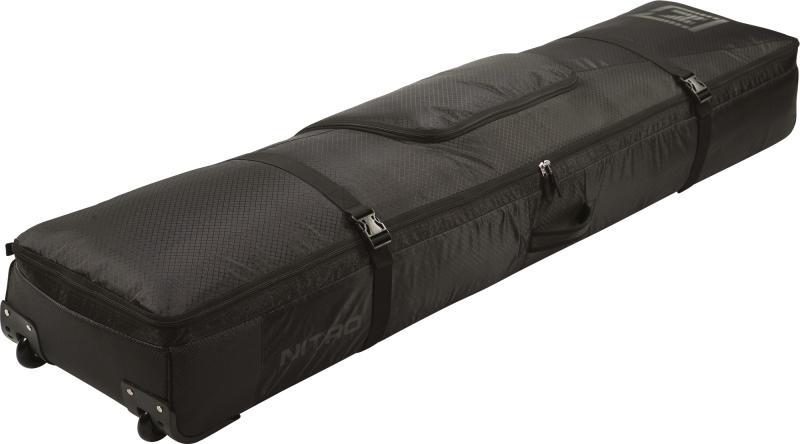 Nitro Boardbag Tracker Wheelie 165 Black