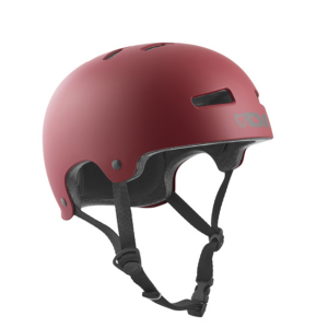 Tsg Helmet Evo Oxblood