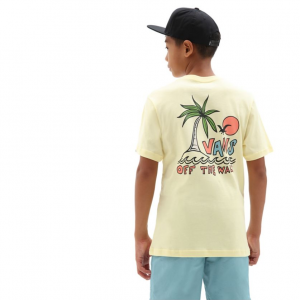 BY SURF TURF SS BOYS Mellow Yellow