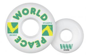 Wayward Wheels Fairfax New Harde 54mm 101a