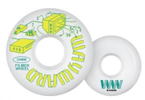 Wayward Wheels Filmer 54mm 80a