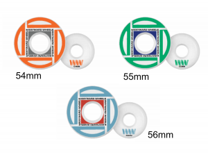 Wayward Wheels Waypoint Funnel Shape 53mm