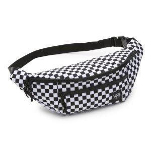 RANGER WAIST PACK, black-white checkerboard