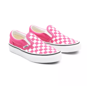 UY Classic Slip-On (CHECKERBRD)FCHSAPRPTRWHT