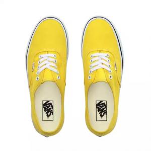 Ua Authentic Vibrant Yellow/True White