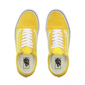Ua Old Skool Vibrant Yellow/True White